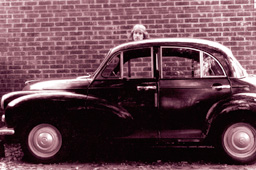 Copyright Photographs - Morris Minor